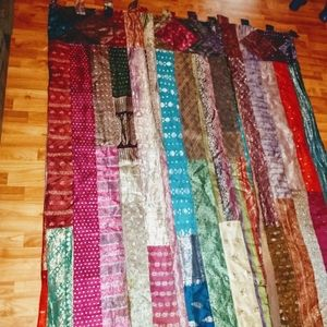 """Pier 1 Imports 1907349 Curtains 40""""x84"""" Valence Mo"""